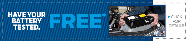 Free Battery Test Coupon, Grapevine